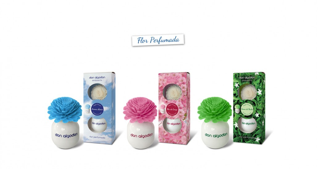 Flor Perfumada Don Algodon Ambients