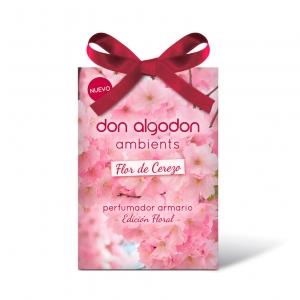 Ambientador Armario Flor de Cerezo Don Algodon Ambients