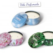 velas perfumadas en lata de Don Algodon Ambients
